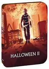 HALLOWEEN II 2   limited steelbook - Region A - BLU RAY - Sealed