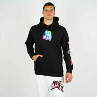 Air Jordan Nike Men's SZ 2XL Jumpman Sticker Hoodie Sweatshirt  CT6723-010