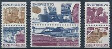 [313212] Sweden 1970 good set of stamps very fine MNH