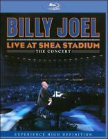 BILLY JOEL Live At Shea Stadium The Concert BLU-RAY BRAND NEW All Region