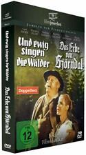 UND EWIG SINGEN DIE WÄLDER & DAS ERBE VON BJÖRNDAL Heimatfilme Klassiker DVD BOX