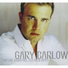 Gary Barlow - Twelve Month Eleven Days [New CD]
