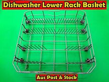 Dishwasher Spare Parts Lower Rack Basket - Suits Many Famous Brands- Grey NEW L3