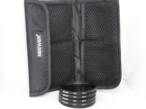Neewer 58MM Professional CPL plus ND 2, 4, 8 Filter in soft case MINT