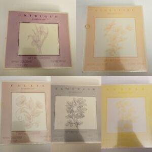 Vintage Mary Kay Perfume/Cologne Gift Sets Sealed RARE