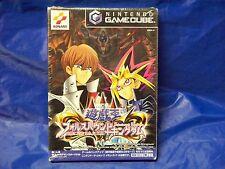 Yu-Gi-Oh The Falsebound Kingdom (Nintendo GameCube, 2003) Japan Import