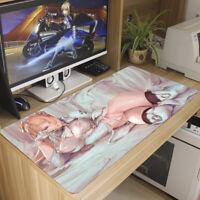 Cosplay Anime Nier Automata Mouse Pad Play mat Kaori GAME Mousepad 40*70cm