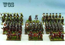 15mm WGS Seven Years War SYW painted Russia Battalion RAA
