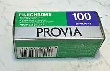 Fujichrome 120 Provia 100 ISO X 2 Daylight Rdp11 Bonus 400 Col Reversal Exp
