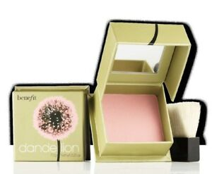 Benefit Dandelion Blush Full Size *authentic and brand new* 0.25 oz 7g