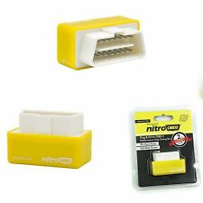 2016 Nitro OBD2 Chip Tuning Box Benzine Petrol Cars Power Engine ECU Plug  Drive