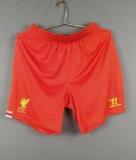 5/5 Liverpool shorts Medium soccer football Warrior ig93