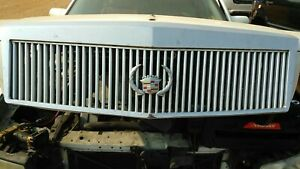 1997-1999 CADILLAC DEVILLE E&G CLISSIC VERTICLE  ALL CHROME GRILLES GRILL