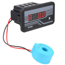 AC 165~275V 220V Digital Generator Volt Amp Watt Hour Power Frequency Meter New