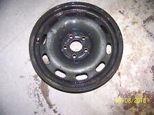V.W. GOLF MK4 STEEL WHEEL RIM BLACK 1998-2004