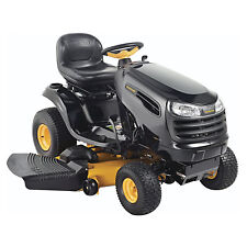 Poulan Pro 24HP V-Twin 54 Inch Mowing Deck Tractor Riding Lawn Mower | PB24VA54