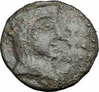 DIONYSOPOLIS in MOESIA INFERIOR 1-2CenAD Demeter Ancient Greek Coin Rare i50359