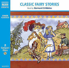 Classic Fairy Stories by Naxos AudioBooks (CD-Audio, 2001)