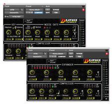 Avid Digidesign Drawmer Dynamics FOR use in Pro Tools TDM HD 10 9 8 7 6 5