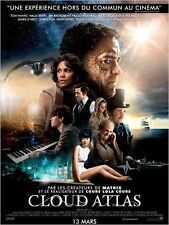 Affiche 40x60cm CLOUD ATLAS 2013 Wachowski  - Tom Hanks, Halle Berry TBE