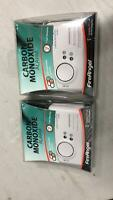 Pack of 2 x FireAngel  DetectorAlarm CO-9B Battery Operated