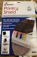 Skilcraft Privacy Shield Privacy Filter, 19.0W, 7045-01-570-8907