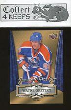 2016 Nationals Prominent Cuts VIP #VIP-1 Wayne Gretzky (HoF Edmonton Oilers)