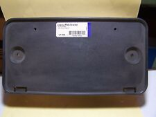 LICENSE PLATE BRACKET FRONT 1986-1991 FORD TAURUS
