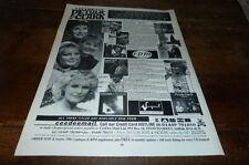 PETULA CLARK - Publicité de magazine / Advert CELEBRATE !!! UK
