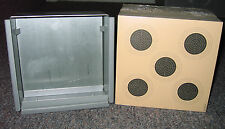 Combo Pack #3 Edelmann Competition Air Rifle 5 bulls targets & pellets trap box