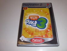 PlayStation 2   PS2  EyeToy: Play 3 [Platinum]