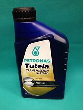 1 Litros Petronas tutela X-Road Sintético aceite motor SAE 75w-140 para FIAT