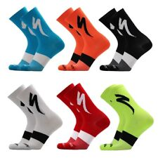 Cycling Socks Breathable Running Football Ankle Cotton Bike Riding Socks Pair