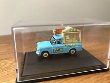 Oxford Diecast 1:76 Railway Scale Ford Anglia Walls Ice Cream Van