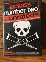 Jackass Number Two 2 (DVD) Disc VG