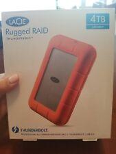 Brand NEW, in box, Lacie Rugged Raid 4TB w/USB 3.0 - Retail $299