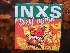 SP INXS - Devil Inside / MERCURY 870 145-7  (1987)
