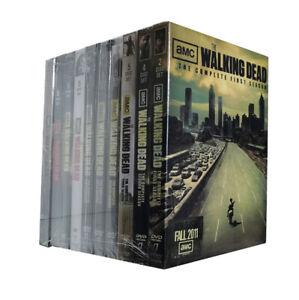 The Walking Dead. Complete Series Seasons 1-10. DVD