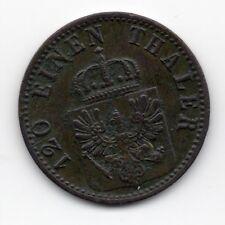 Germany - Preussen / Prussia - 3 Pfennig 1866 A