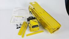 Danbury Mint 1952 Yellow Four-Car Carrier