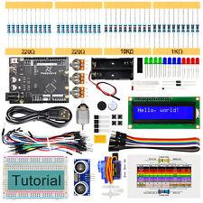 Kit básico Ultrasónico freenove con tablero de control (compatible con Arduino IDE)