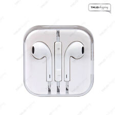 New Apple Earpods Earphones W/ Remote & Mic 3.5mm For iPhone 6S 6 Plus 5SE 5C 5