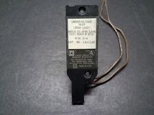 USED Square-D LA11128 48VDC 50mA UVR Undervoltage Trip Quick Field Install EOK