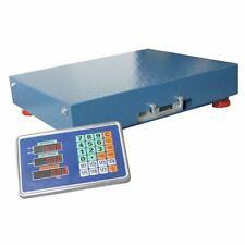 More details for wireless digital platform weighing scale steel 500kg 50x60cm