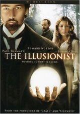 The Illusionist Edward Norton (DVD, 2007, Widescreen) NEW