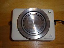 Cámara Digital Canon Power Shot Compacta-Blanco Hd Wifi + 8 GB