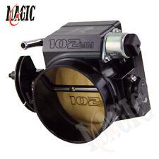 102mm Throttle Bodytps Iacadapter For Chevy Gm Ls1 Ls2 Ls3 Ls6 Ls7 Sx Ls Lsx