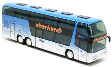 Rietze Neoplan Skyliner Doppeldecker Bus eberhardt Pforzheim Karlsruhe 1:87 H0