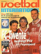 V.I. 1997 nr. 10 - FERNANDO & TATI/DURMUSOGLU/HUUB STEVENS