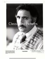 J417 Judd Hirsch close up Teachers 1984 8 x 10 vintage photograph